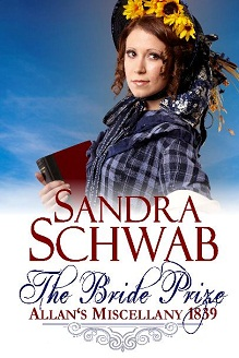 cover The Bride Prize, by Sandra Schwab