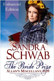 cover of The Bride Prize, enhanced edition