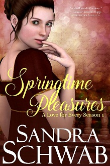 cover of Springtime Pleasures