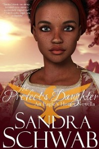 cover of The Prefect's Daughter, by Sandra Schwab